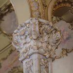 columna estil Lluís XV Casa Manuel Felip