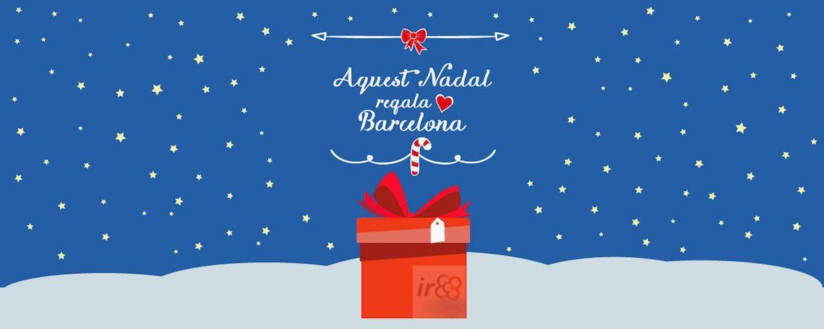 Què Regalar a Nadal Barcelona