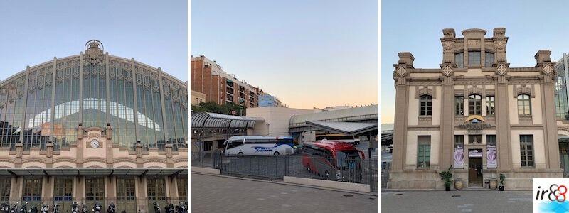 Estació del Nord Autobusos Barcelona