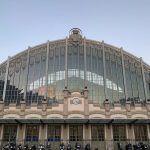 façana Estació del Nord Barcelona