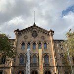 façana Edifici Universitat de Barcelona