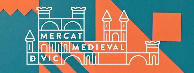 Mercat i Fira Medieval de Vic 2018
