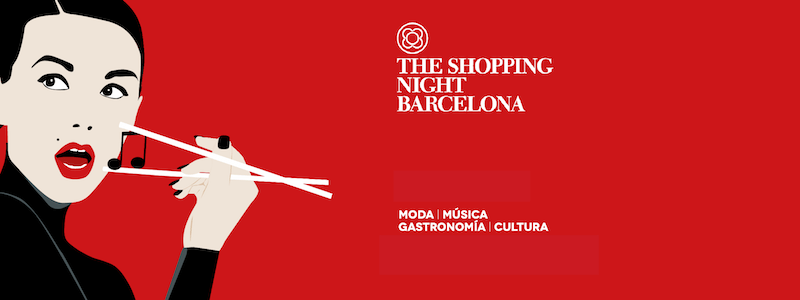The Shopping Night Barcelona Passeig de Gràcia