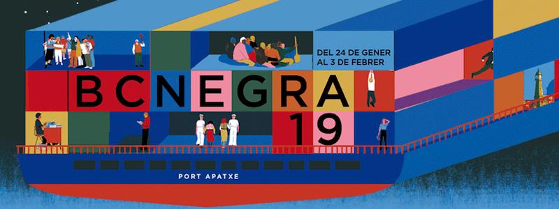 BCNegra: Festival Novel·la Negra Barcelona