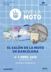 Vive la Moto Barcelona 2019