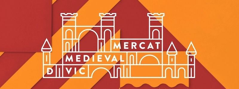Mercat i Fira Medieval de Vic 2019