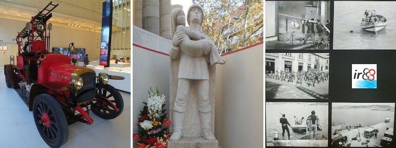 Museu de Bombers de Barcelona: Espai Bombers