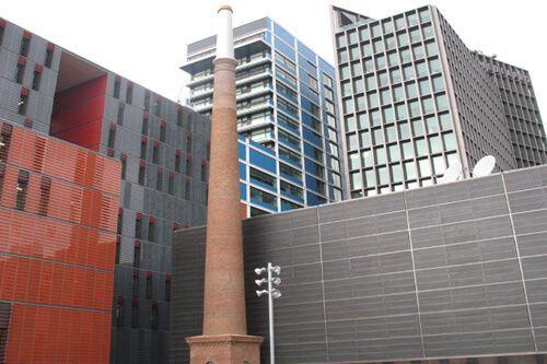 ruta arquitectura de Barcelona