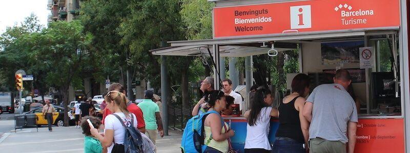 Oficines de Turisme de Barcelona i Catalunya