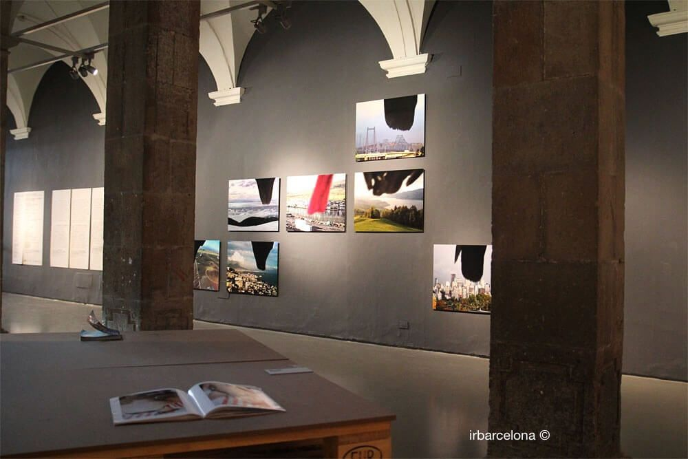 exposició Centre d'Arts Santa Mònica