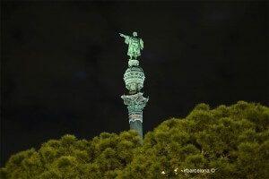 Cristòfor Colom de nit
