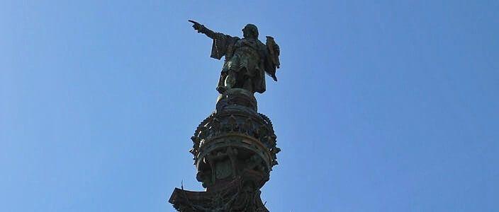 Estatua Cristòfor Colom