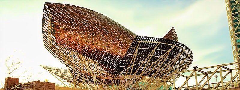 Peix Daurat Frank Gehry