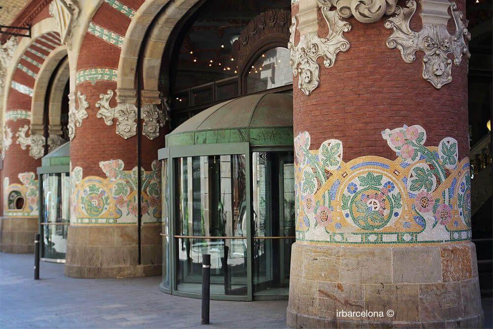 visita guiada Palau de la Música Catalana