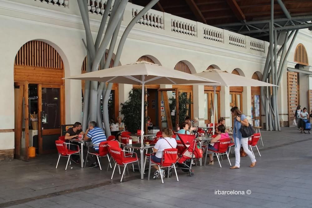 terrassa Cuines Santa Caterina