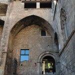 entrada Palau Reial Major