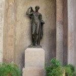 escultura pati Palau Requesens