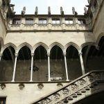 interior del Palau de la Generalitat