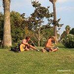 música al Parc de la Ciutadella