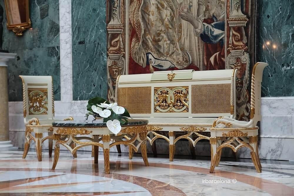 mobiliari Palauet Albéniz