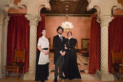 visita nocturna teatralitzada Casa Amatller