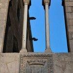 finestra Palau Reial Major