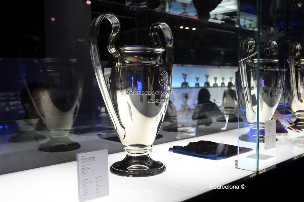 trofeig Champions League