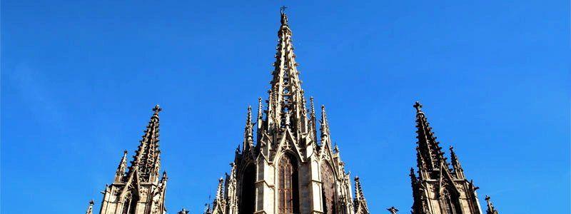 Catedral Barcelona Santa Creu i Santa Eulàlia