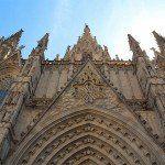 façana Catedral de Barcelona