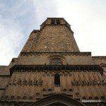 façana lateral Catedral de Barcelona