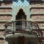 balcó Casa Vicens