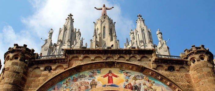 Temple Expiatori Sagrat Cor Jesús