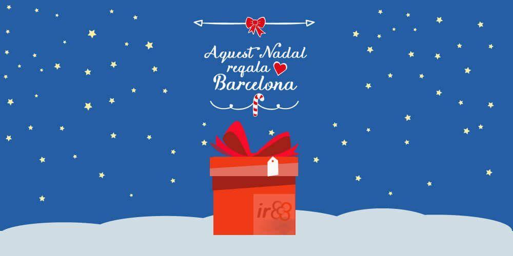 plans i regals Nadal Barcelona