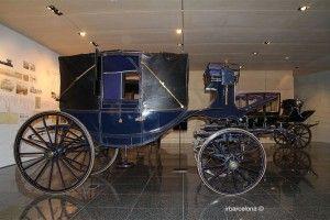 Col·lecció de Carrosses Fúnebres de Montjuïc