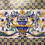 decoració ceràmica Casa de l'Ardiaca