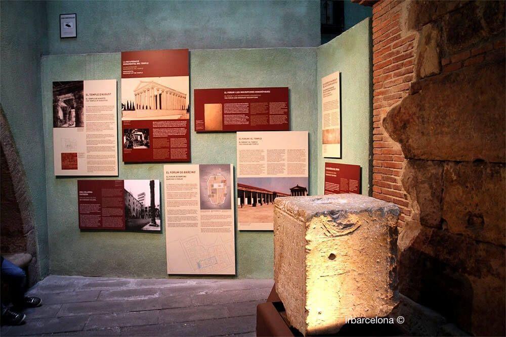 explicacions Columnes Templo August