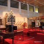 sala d'instruments Museu de la Música