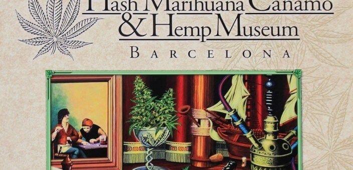 Hash Marihuana Cànem & Hemp Museum Barcelona