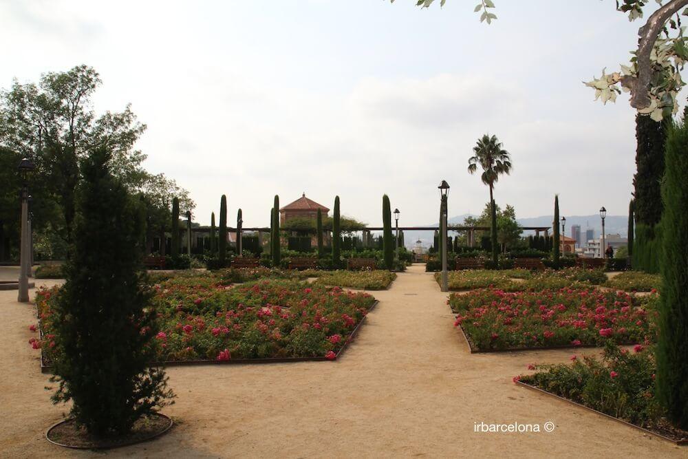 flors Jardíns Teatre Grec