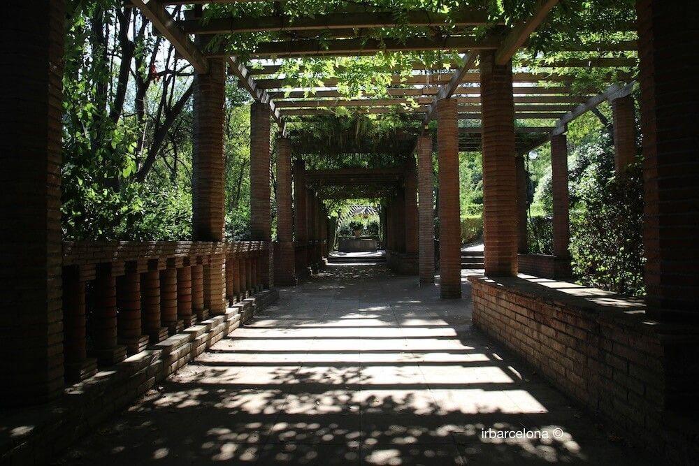 pergola Jardins Laribal