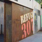 entrada Refugi antiaeri 307