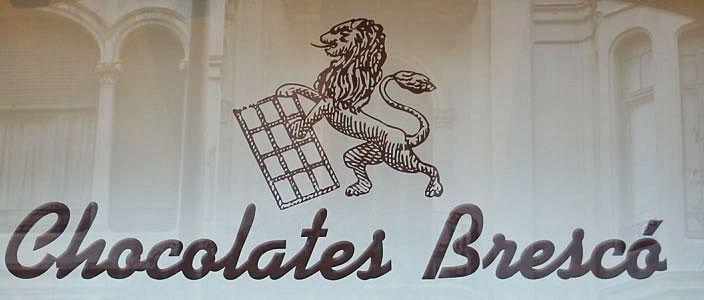 Xocolateria Brescó a la Casa Calvet de Barcelona