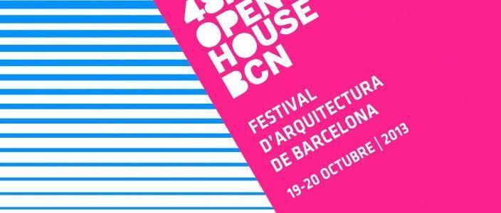 48H Open House BCN 2013, festival d'arquitectura de Barcelona