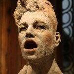 escultura figurativa al MEAM