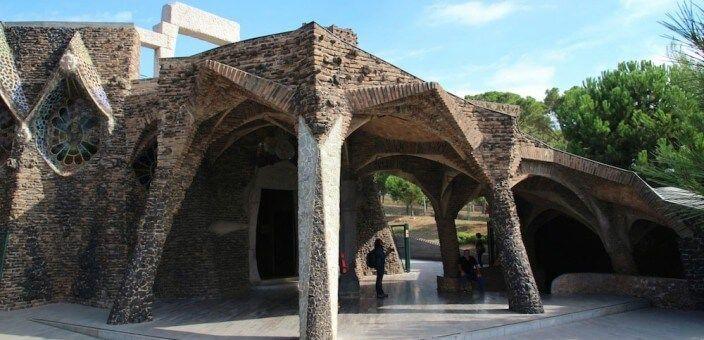Colònia Güell i Cripta Gaudí
