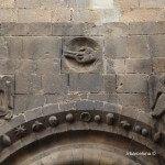 detall façana Sant Pau del Camp