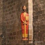 talla religiosa Sant Pau del Camp