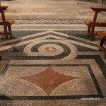 mosaic església Sant Pau del Camp