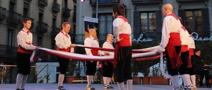 Festes de Santa Eulàlia 2014 Barcelona, programa de les activitats