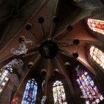 vitralls Santa Maria del Pi